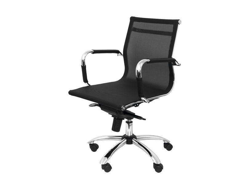 5 * Backrest armchair direction Milan half screen black